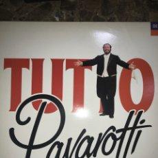 Discos de vinilo: LOTE 2 VINILO PAVAROTTI. Lote 214867107