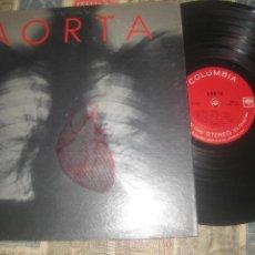 Discos de vinilo: AORTA~SELF TITLED~ COLUMBIA 1969 ?– GATEFOLD ORIG USA PSYCHEDELIC ROCK. Lote 219155690
