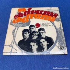 """Discos de vinilo: SINGLE ELS DRUMS ?– LA NINA QUE DIU """"NO"""" / SUBMARÍ GROC - ESPAÑA - 1966. Lote 219159600"""