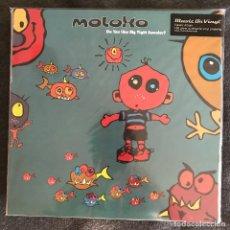 Discos de vinilo: MOLOKO - DO YOU LIKE MY SWEATER? (1995) - LP DOBLE REEDICIÓN MUSIC ON VINYL 2019 NUEVO. Lote 219160121