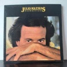 Discos de vinilo: JULIO IGLESIAS. MOMENTOS. CBS. 1982. ESPAÑA.. Lote 219165031