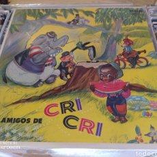 Discos de vinilo: LOS AMIGOS DE CRI - CRI . LO VINILO EDICIÓN MÉXICO. Lote 219167478