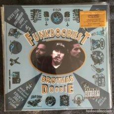 Discos de vinilo: FUNKDOOBIEST - BROTHAS DOOBIE (1995) - LP REEDICIÓN MUSIC ON VINYL 2020 NUEVO - COLOR. Lote 96604587