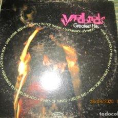 Discos de vinilo: THE YARDBIRDS - GREATEST HITS LP - ORIGINAL U.S.A. - EPIC RECORDS 1966 - MONOAURAL. Lote 219172972