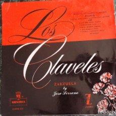 Discos de vinilo: ZARZUELA OS CLAVELES. Lote 219179917
