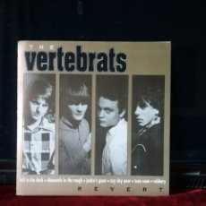 Discos de vinilo: THE VERTEBRATS 1978 DOBLE SINGLE PARASOL RECORDS SAN DIEGO. CALIFORNIA.NUEVO. Lote 219195102