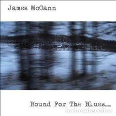 Discos de vinilo: JAMES MCCANN – BOUND FOR THE BLUES... LP BLUES ROCK BEAST RECORDS. Lote 219198032