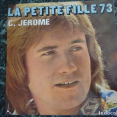 Discos de vinilo: C. JEROME. DISTRIBUTION DISCODIS.. Lote 219200075