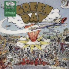 Disques de vinyle: GREEN DAY – DOOKIE -LP-. Lote 219204637