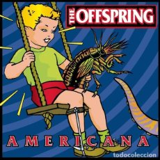 Discos de vinilo: THE OFFSPRING ?– AMERICANA -LP-. Lote 219205470