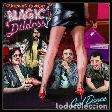 Discos de vinilo: MAGIC DILDOSS – COOL DANCE LP ROCK GARAGE ROCK. Lote 219208228