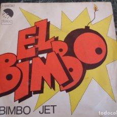 Discos de vinilo: EL BIMBO/ BIMBO JET/ VERSION DE CLAUDE MORGAN.. Lote 219210406