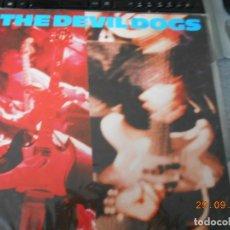 Discos de vinilo: THE DEVIL DOGS LP PUNK ROCK CRYPT RECORDS. Lote 219215096