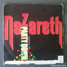 Discos de vinilo: VINILO EP NAZARETH PARTY DOWN. Lote 219222607