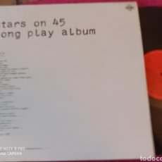 Discos de vinilo: STARS ON 45 LONG PLAY ÁLBUM LP. Lote 219222976