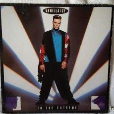 Discos de vinilo: VANILLA ICE LP. Lote 219232182