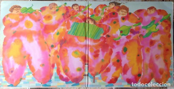 Discos de vinilo: Oskorri - Eta hero hau ! - 2 LP - Elkar 1987 ELK 155-156 - Edición española original. EX - Foto 3 - 219243663