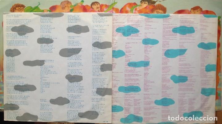 Discos de vinilo: Oskorri - Eta hero hau ! - 2 LP - Elkar 1987 ELK 155-156 - Edición española original. EX - Foto 5 - 219243663