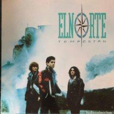 Discos de vinilo: EL NORTE, LP TEMPESTAD, GRUPOS, POP ESPAÑOL. Lote 219269328