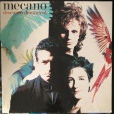 Disques de vinyle: MECANO, LP DESCANSO DOMINICAL, EL MEJOR POP ESPAÑOL. MOVIDA HITS.. Lote 219269922