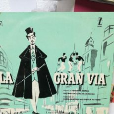 Discos de vinilo: LA GRAN VÍA. CHUECA. Lote 219270411