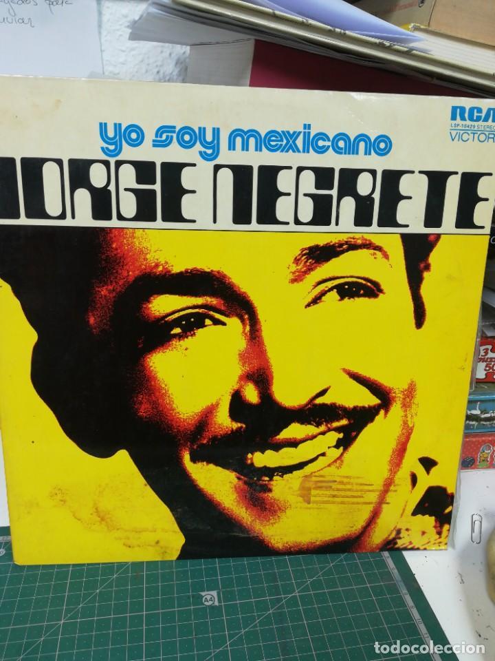 J. NEGRETE. YO SOY MEXICANO. (Música - Discos de Vinilo - Maxi Singles - Cantautores Extranjeros)