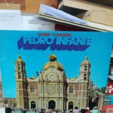 Discos de vinilo: OIGAME COMPADRE. PEDRO INFANTE. Lote 219272471