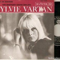"""Discos de vinilo: SYLVIE VARTAN 7"""" FRANCIA 45 SINGLE VINILO 1967 MOI JE DANSE POP YE-YE FRANCES IMPORTACION MUY RARO !. Lote 219284440"""