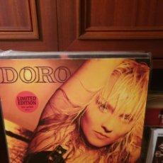 Disques de vinyle: DORO / DORO / VERTIGO 1990. Lote 219284827