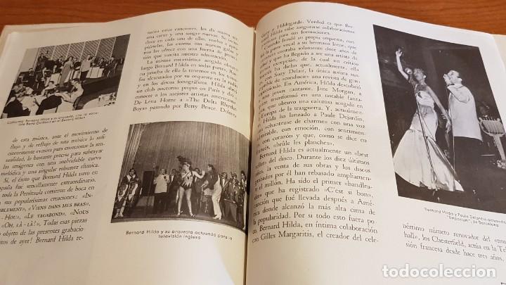 Discos de vinilo: BERNARD HILDA Y SU ORQUESTA / ÉXITOS DE AYER Y DE HOY / DISCO-LIBRO-BELTER / MBC. ***/*** - Foto 6 - 219286430