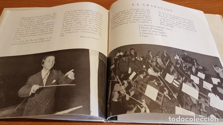 Discos de vinilo: BERNARD HILDA Y SU ORQUESTA / ÉXITOS DE AYER Y DE HOY / DISCO-LIBRO-BELTER / MBC. ***/*** - Foto 7 - 219286430