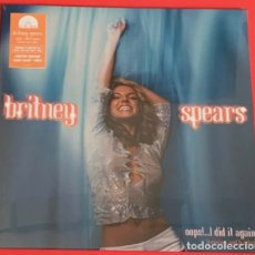 Discos de vinilo: BRITNEY SPEARS- OOPS I DID IT AGAIN. Lote 219296537