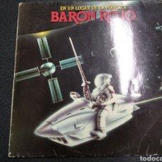 Discos de vinilo: LP BARON ROJO EN UN LUGAR DE LA MANCHA. Lote 219306423
