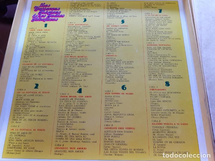 Discos de vinilo: LAS GUITARRAS MAGICAS DE LOS INDIOS TABAJARAS - Foto 2 - 219313286
