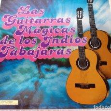 Discos de vinilo: LAS GUITARRAS MAGICAS DE LOS INDIOS TABAJARAS. Lote 219313286