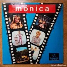 Discos de vinilo: DISCO EP MÓNICA, DE LA PELÍCULA MÓNICA STOP. COLUMBIA 1967. Lote 295376088