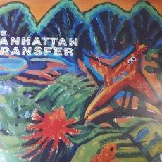 Discos de vinilo: THE MANHATAN TRANSFER BRASIL. Lote 219333753