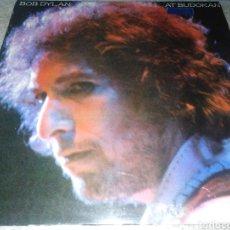 Discos de vinilo: BOB DYLAN-AT BUDOKAN-DOBLE LP-ORIGINAL ESPAÑOL CON LIBRETO-MUY BUEN ESTADO. Lote 117560927