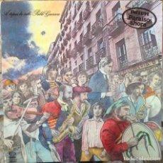 Discos de vinilo: PABLO GUERRERO - A TAPAT LA CALLE - LP - MOVIEPLAY/GONG 1978 - EDICIÓN ESPAÑOLA ORIGINAL. EX. Lote 219343456