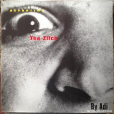 Discos de vinilo: REPORTING THE ZILCH BY ADI - ADI KONSTANTINOSKY - LP - TRIQUINOISE 1993 - EX. Lote 219344700