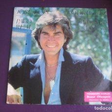 Discos de vinilo: JOSE LUIS RODRIGUEZ EL PUMA - SG ARIOLA PROMO STARLUX 1981 - PAVO REAL +1 - VENEZUELA POP. Lote 219347298
