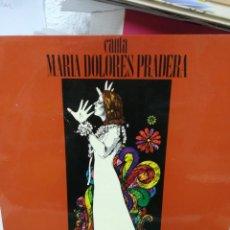 Discos de vinilo: CANTA MARIA DOLORES PRADERA. Lote 219359623