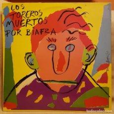 Discos de vinilo: LOS TOREROS MUERTOS - POR BIADRA. Lote 219365733