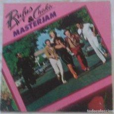 Discos de vinilo: RUFUS AND CHAKA - MASTERJAM - 1979. Lote 219366897