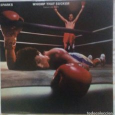 Discos de vinilo: SPARKS- WHOMP THAT SUCKER - 1981. Lote 219368758
