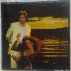 Discos de vinilo: DUNCAN BROWNE - THE WILD PLACES - 1979. Lote 219373333