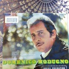 Discos de vinilo: LP DOMENICO MODUGNO. Lote 219374510