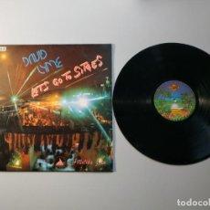 Disques de vinyle: 0920- DAVID LYME LETS GO TO SITGES MAXI SINGLE ESPAÑA 1985 VIN POR VG DIS VG. Lote 219382248