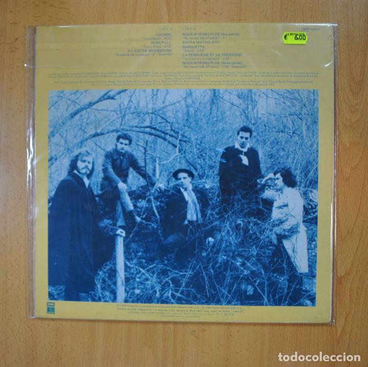 Discos de vinilo: GWENDAL - GWENDAL - LP - Foto 2 - 219382433