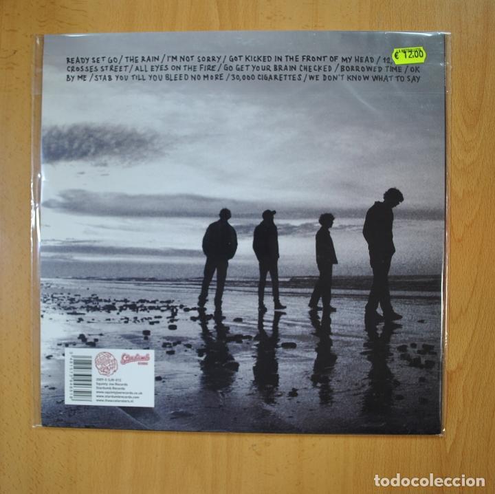 Discos de vinilo: ACCELERATORS - ACCELERATORS - LP - Foto 2 - 219382717